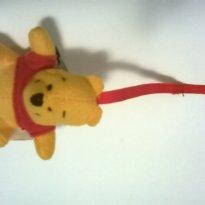 prendedor de chupeta pooh - Sem faixa etaria - Lillo