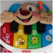 Pianinho fisher price -  - Fisher Price