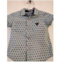 Blusa polo guess - 9 a 12 meses - Guees