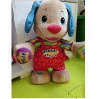 cachorro canta e dança fisher price -  - Fisher Price
