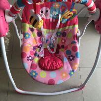 Cadeira de Descanso Balanço automático Musical Swing Star Baby -  - Star Baby
