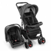 Carrinho com bebê conforto Cosco Travel System Moove -  - Cosco