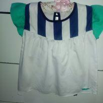 Blusinha princesinha - 2 anos - Lilica Ripilica