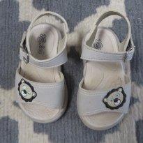 Sandália Baby Leãozinho - 18 - Raniel Calçados