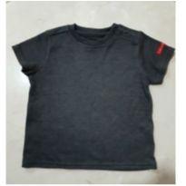 Calvin Klein blusa básica linda - 9 a 12 meses - Calvin Klein