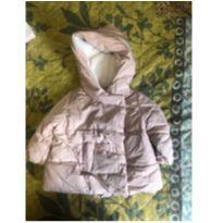 Jaqueta forrada com touca! - 3 a 6 meses - Zara Baby e Zara