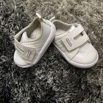Sapato branco - 17 - Pimpolho