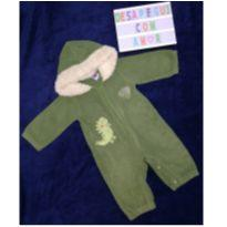Macacão inverno Tiptop menino (Tam. P) - 3 a 6 meses - Tip Top