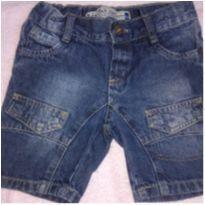 Bermuda jeans menino Babyclub (18-24 meses) - 18 a 24 meses - Baby Club