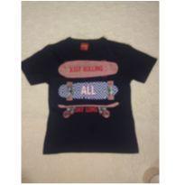 Camiseta skatista Kyly (3 anos)