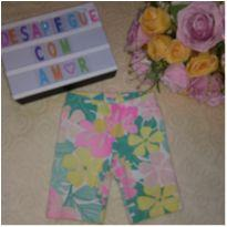 Short Floral Carters 2t - 2 anos - Carter`s