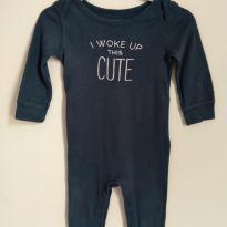 Macacão menino Carters (9 meses) - 9 meses - Carter`s
