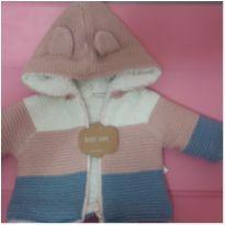 Jaqueta de frio - 3 a 6 meses - Baby Way