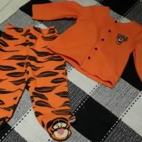 Conjunto disney original - 6 a 9 meses - Disney baby