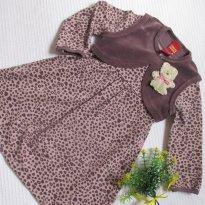 Vestido Kyly inverno - 3 anos - Kyly