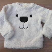 Blusa/ Casaco de  frio urso - 2 anos - Importada