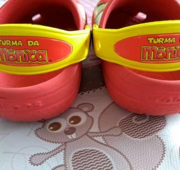 Crocs Turma da Mônica - 23 - Crocs