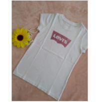 Camiseta Levis - 4 anos - Levi`s