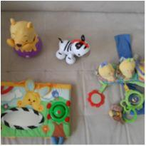 Lote brinquedos Fisher Price