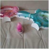 Brinquedo Zhu zhu pets hamster + casinha -  - Importada