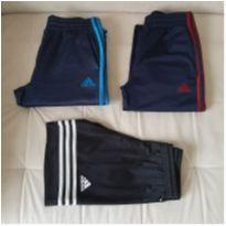 Lote Adidas 10-12 anos Menino