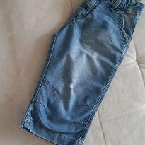 Bermuda jeans Brooksfield Tam 8 anos - 8 anos - Brooksfield Júnior