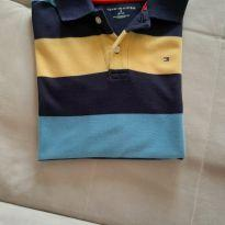 Polo Tommy Hilfiger Tam 8-10 anos