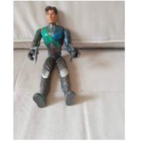 Boneco max steel 30 cm -  - Mattel