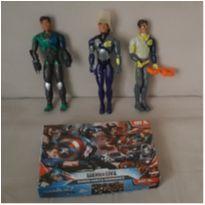 Lote brinquedos menino -  - Mattel