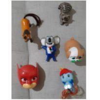 Lote brinquedos -  - Mc Donald`s