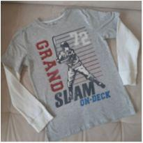 Camiseta Gap menino 8 anos - 8 anos - Gap Kids