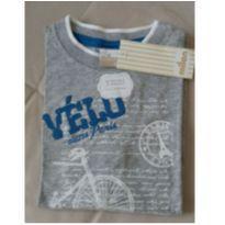 Camiseta Milon Tam 6 anos - 6 anos - Milon