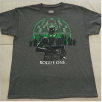 Camiseta Star Wars 10-12 anos - 10 anos - Importado EUA