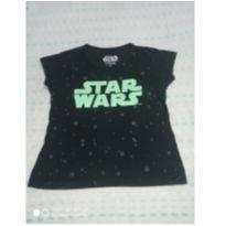 Camiseta Star Wars pijama que brilha no escuro - 3 anos - Outras