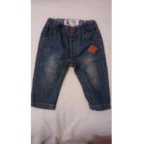 Jeans Bebê - 0 a 3 meses - Baby Club