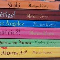 Livros Novos Marian Keyes - RESERVADO - Sem faixa etaria - Bertrand Brasil/Best Bols