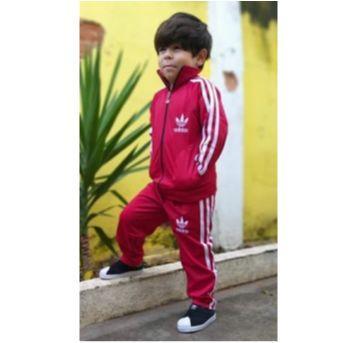 Conjunto Adidas - 8 anos - Adidas