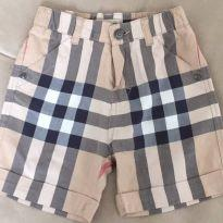 Bermuda burberry original - 9 meses - Burberry