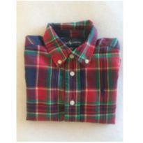 Camisa Ralph Lauren - 1 ano - Ralph Lauren