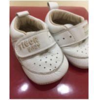 Tênis 100% couro - 16 - Tigor Baby