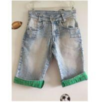 Bermuda jeans - 6 anos - Sem marca