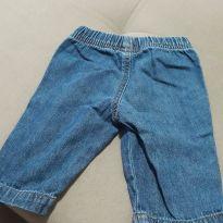 Calça jeans carters - 0 a 3 meses - carter`s, baby gap, zara