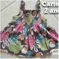 Kit Vestidos da CArter`s - 18 a 24 meses - Carter`s