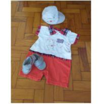 kit style - 0 a 3 meses - Baby Way
