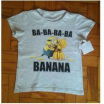 ba ba banana - 3 anos - Minions