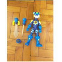 megaman -  - Mega Teen