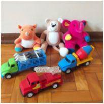 lotinho brinquedos novos -  - Diver Toys