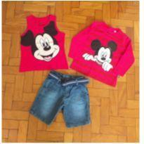 kit mickey disney - 2 anos - Disney