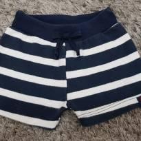Shorts delicia - 0 a 3 meses - Sonho Mágico