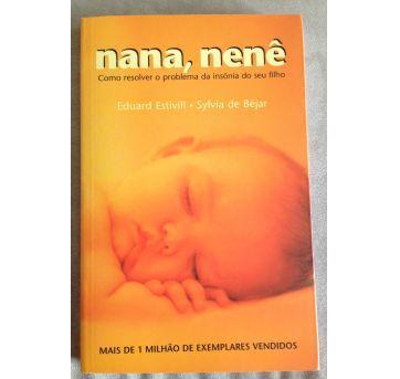 Livro nana, nenê - Sem faixa etaria - Editora Martins Fontes